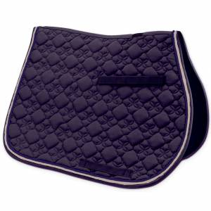 Tango Flower Diamond A/P Saddle Pad