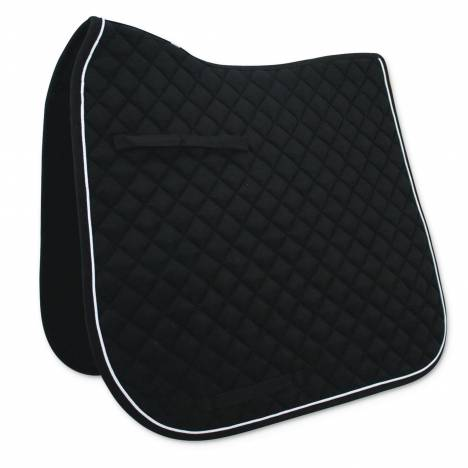 Passport Diamond Quilted Dressage Saddle Pad
