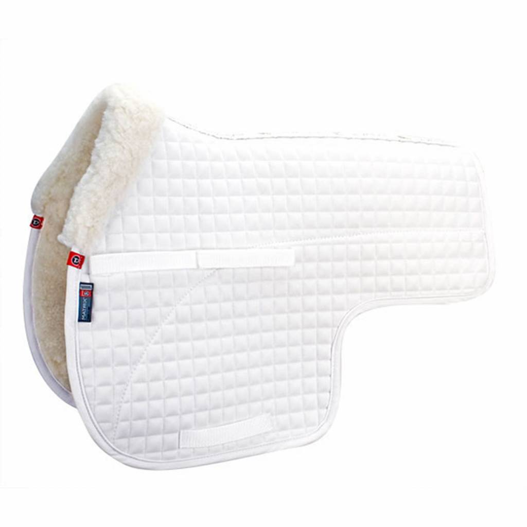 Matrix Competition Sheepskin Cross Country Saddle Pad by Toklat