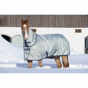Bucas Power Combi Neck Horse Rug