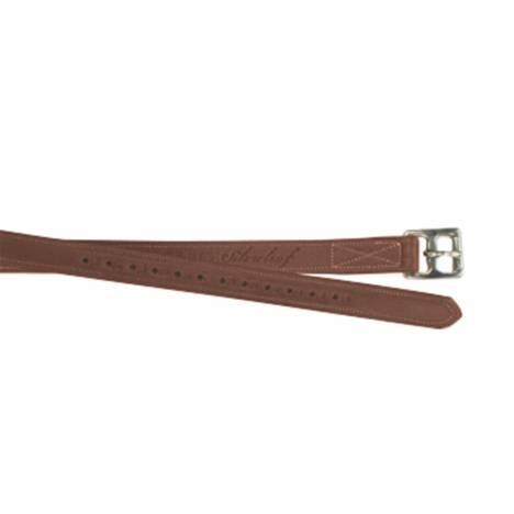 Siverleaf 1/2 inch Hole Lined Stirrup Leathers
