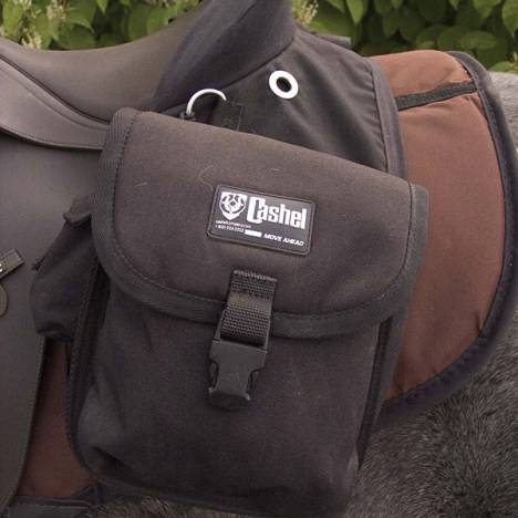 Cashel English Front Saddle Bags