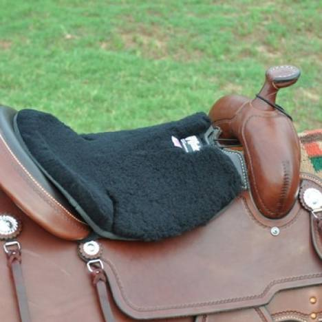 Cashel Western Long Fleece Tush Cushion