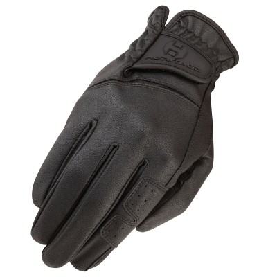 Heritage Gloves Grand Prix Show Glove - Ladies, Black
