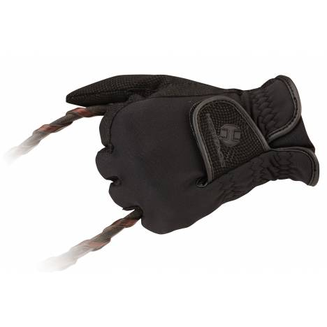 Heritage Gloves Spectrum Winter Show Gloves - Kids, Black