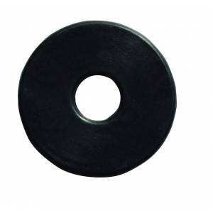 Professionals Choice Black Rubber Bit Guards