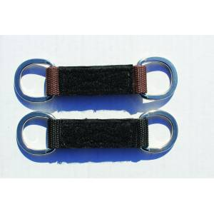 Professionals Choice Detachable D Rings for Girth