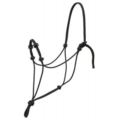 Silvertip Four Knot Rope Halter