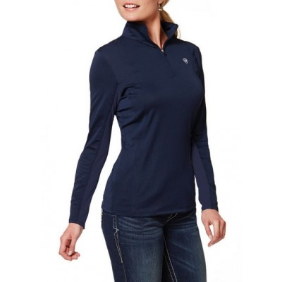 Ariat Sunstopper Top - Ladies, Navy