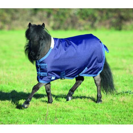Shires Mini Winter 200G Highlander Turnout - Medium Weight
