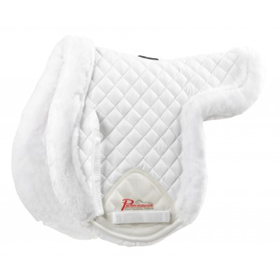 Shires Supafleece Rimmed Shaped Pad