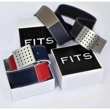 FITS Ladies Leather Triple Threat Belt