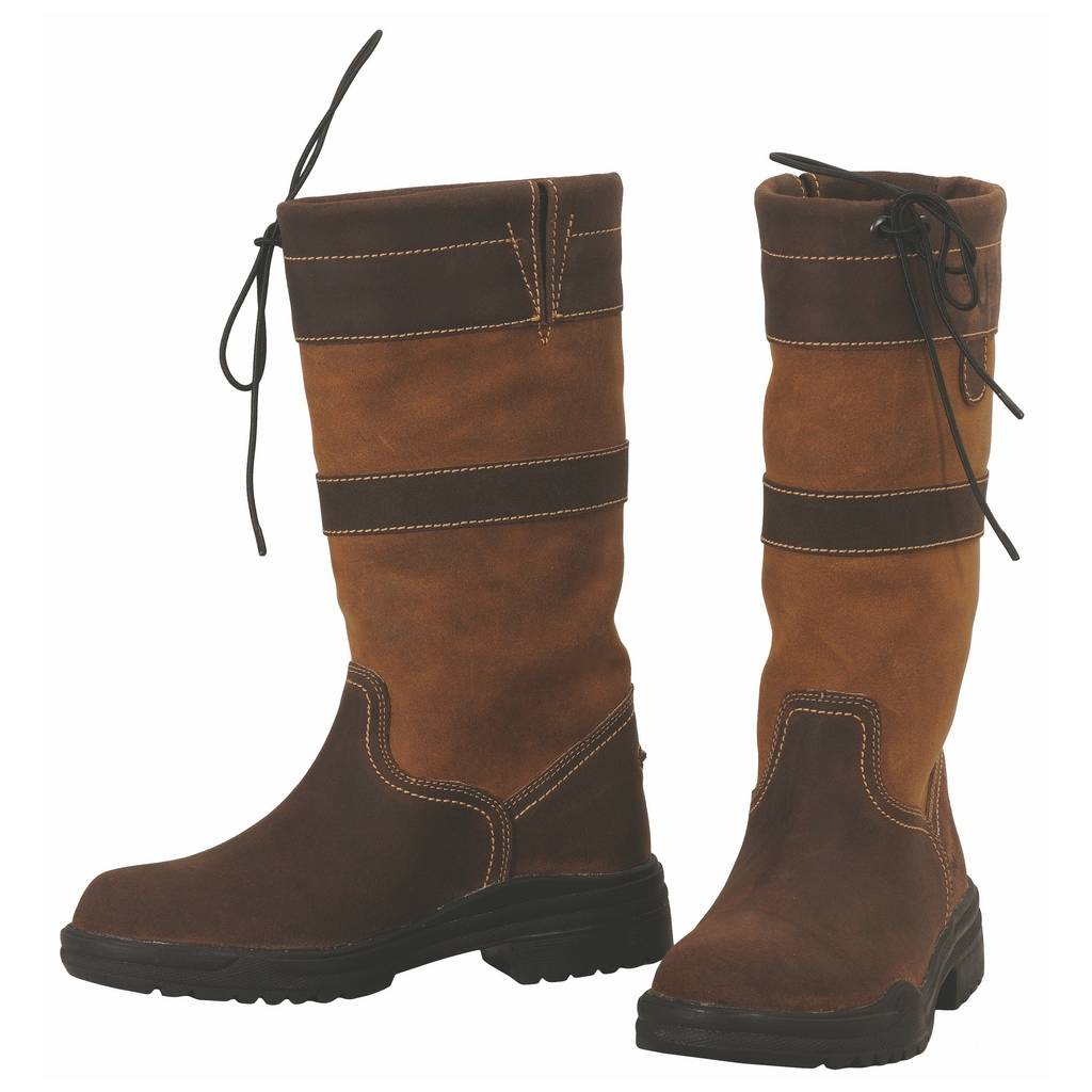 Tuffrider Low Country Waterproof Short Boots - Ladies