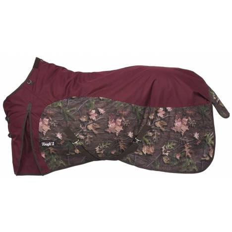 Tough-1 600D Tough Timber Waterproof Poly Turnout Blanket