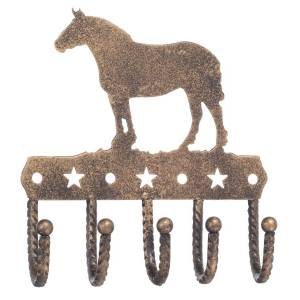 Gift Corral Key Rack - Draft Horse