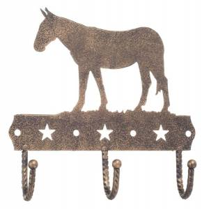 Gift Corral 3 Hook Rack - Mule