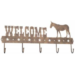 Gift Corral Welcome Sign Hook - Mule