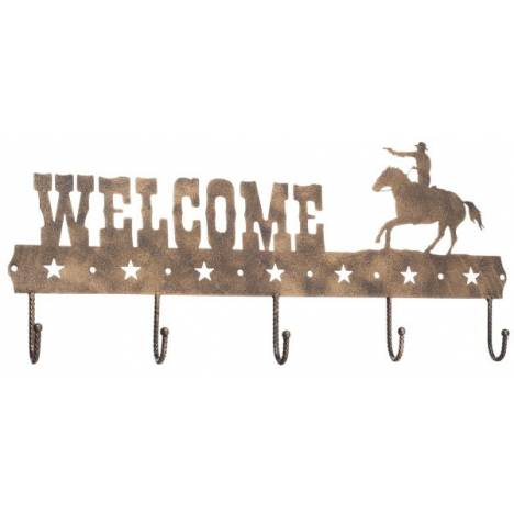 Gift Corral Welcome Sign Hook - Shooter