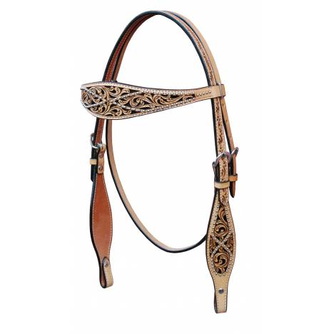 Turn-Two Browband Headstall - Southfork