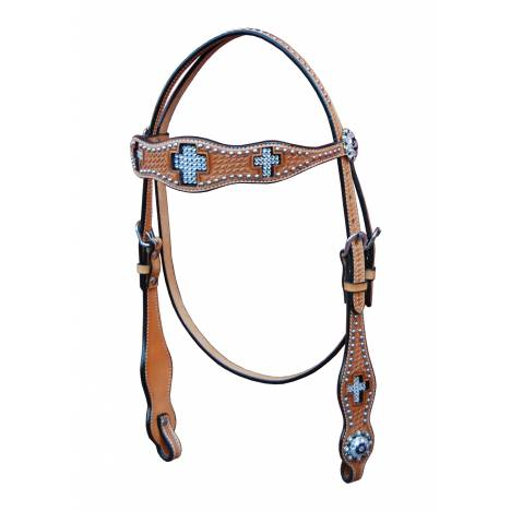 Turn-Two Browband Headstall - St. Francis