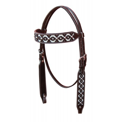 Turn-Two Browband Headstall - Ponderosa