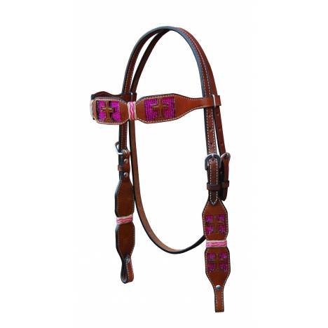 Turn-Two Browband Headstall - St. Gabriel