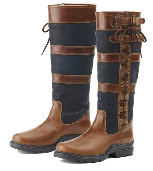 Ovation Alistair Country Boots - Ladies