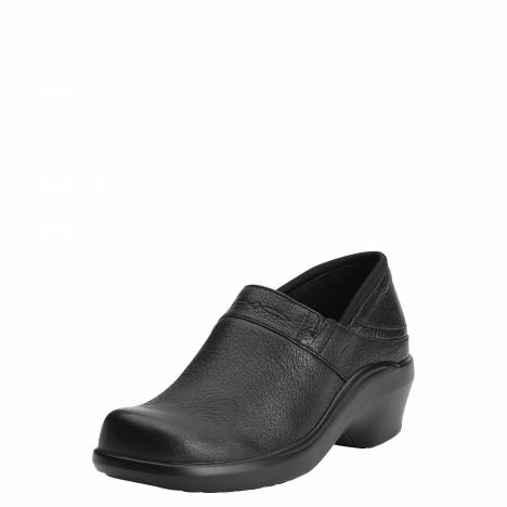 Ariat Santa Cruz Mule - Ladies, Black Deertan