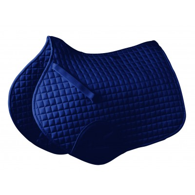 Roma Mini Quilted Shaped Saddle Pad - All Purpose