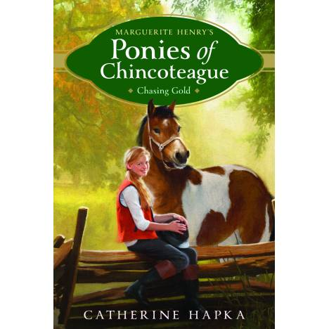 Ponies Of Chincoteague: Chasing Gold