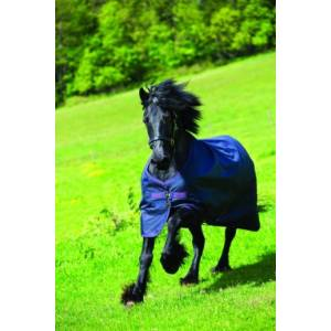 Amigo XL Turnout Blanket - Heavyweight, Navy