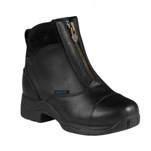 Ariat Brossard Zip Paddocks - Kids, Black
