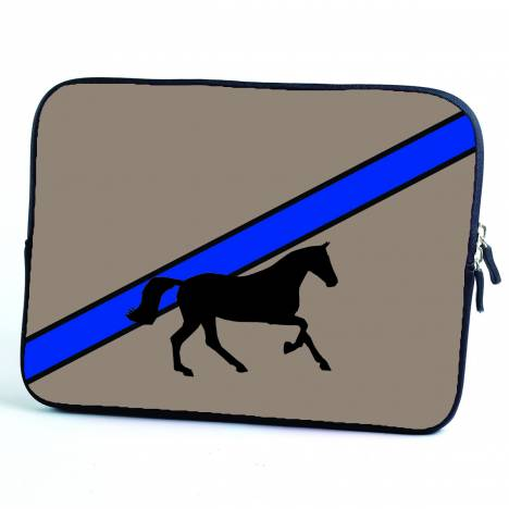 Kelley Tek Trek Neoprene Stripe Canter Tablet Case