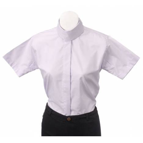 Tough-1 Ladies Cotton/Poly Short Sleeve Blouse