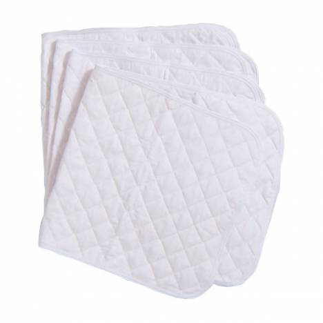 Tough-1 Quilted Leg Wraps - 4 pack