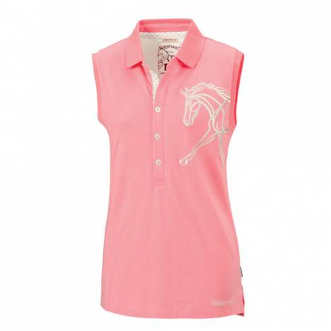 Horseware Flamboro Polo - Ladies, Sleeveless