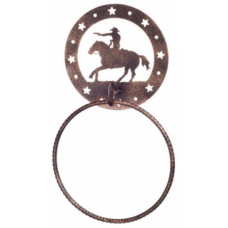 Gift Corral Towel Ring - Shooter