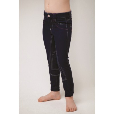 Horseware Knitted Denim Breeches - Kids