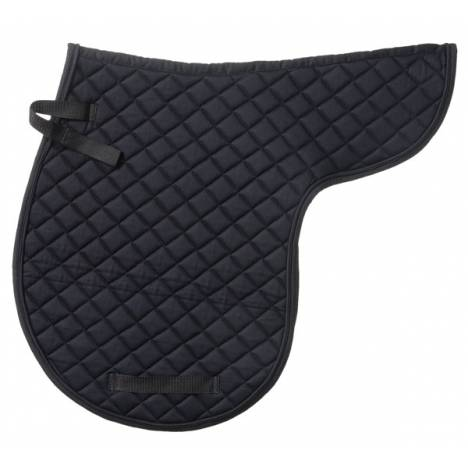 EquiRoyal Quilted Contour English Saddle Pad