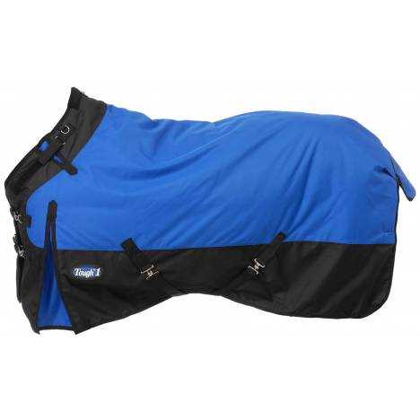 Tough-1 1200D Waterproof Poly Turnout Blanket with Adjustable Snuggit Neck