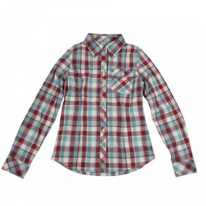 Horseware Nola Cotton Check Shirt - Ladies