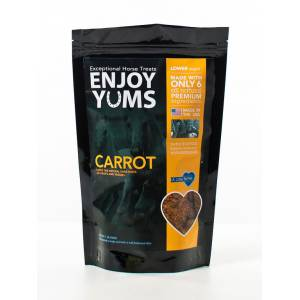 Enjoy Yums Horse Treats - Carrot
