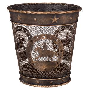 Gift Corral Small Waste Basket - Shooter