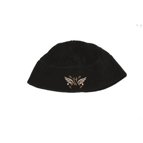 Horseware Polo Feece Hat - Black/Safari
