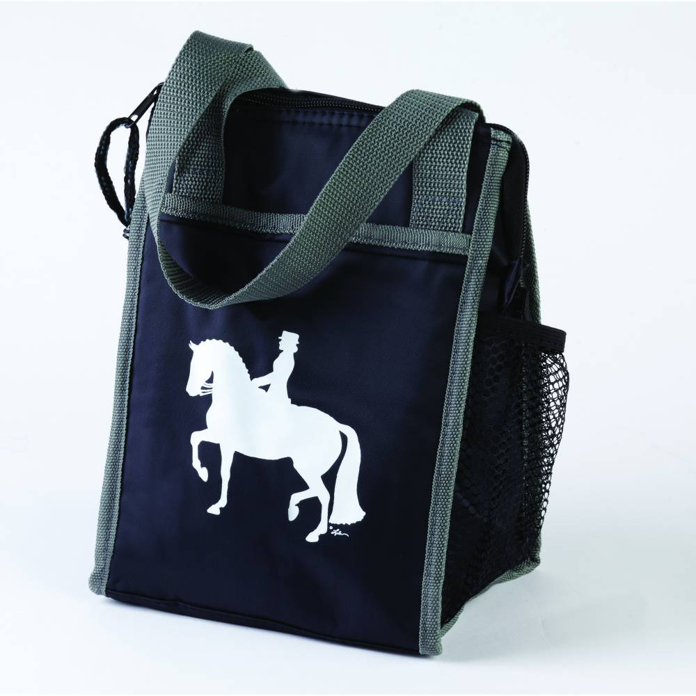 Kelley Dressage Horse Lunch Sack Equestriancollections