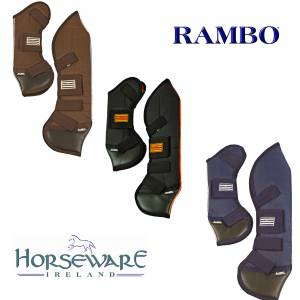 Rambo Travel Boots