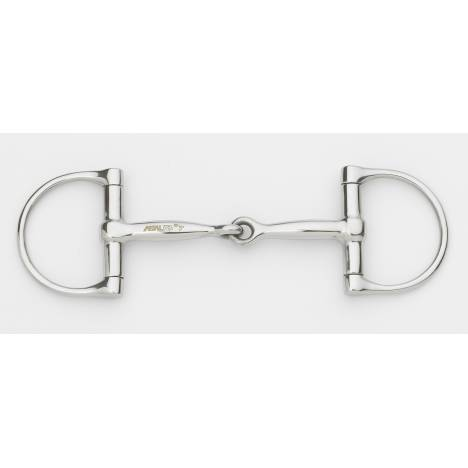 Centaur SS Snaffle Mouth Dee Ring Bit