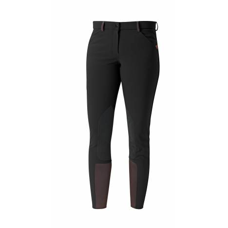 Mountain Horse Nordica Softshell Breeches - Ladies, Knee Patch
