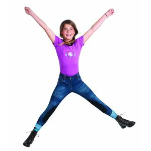 Ovation American Denim - Kids, Knee Patch