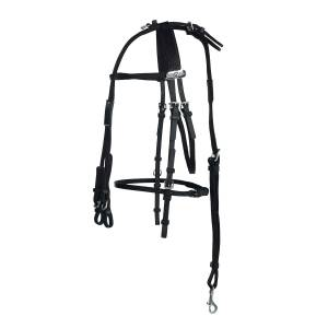 Finntack Pony Bridle Complete - Synthetic